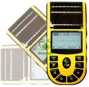 My-H00312 Lead Handheld Single Channel ECG Machine pictures & photos