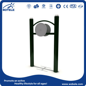 2015 High Quality Safety Strength Trainer Outdoor Fitness Equipment