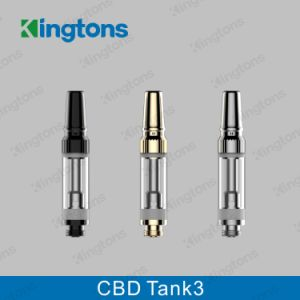 2017 Best Selling Products Kingtons Disposable Cbd Oil Cartridge with Wholesale Price pictures & photos
