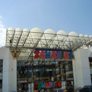 Construction Polycarbonate Sheet /Policarbonate Panel/ Policarbonato Sheet for Shopping Arcades pictures & photos