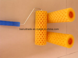 Paint Roller with Plastic Handle (BR2357) pictures & photos
