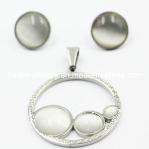 316L Stainless Steel Fashion Jewelry Set for Gift pictures & photos
