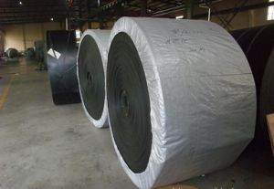 Fabric Conveyor Belt, Cotton Conveyor Belt, Nylon Conveyer Belt, Ep Rubber Belt pictures & photos