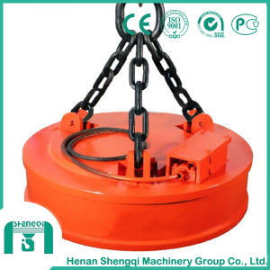 High Quality Electric Magnet Electromagnetic Chuck for Handling Metal Scrap pictures & photos