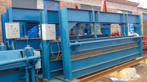 Dixin Roof Wall Panel Metal Sheet Cutter Machine pictures & photos
