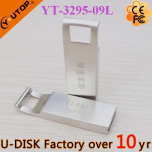 Promotion Gifts Custom Laser Logo Metal USB Pendrive (YT-3295-10) pictures & photos