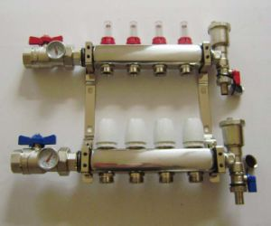 Radiant Heating Manifold pictures & photos
