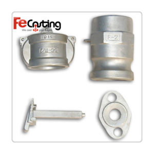 OEM Lost Wax Casting for Metal Parts in Alloy Steel pictures & photos