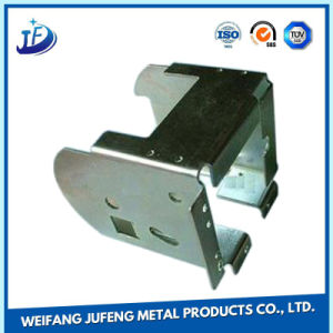 Steel/Aluminum Sheet Metal Stamping Brackets with Customized Service pictures & photos