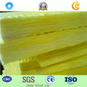 High Density Glass Wool Slab for Building Material