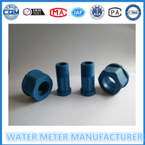 Plastic Threaded Tail for Water Flow Meters pictures & photos