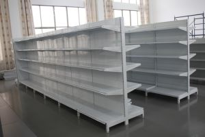 Metal Material Grocery Store Shelving pictures & photos