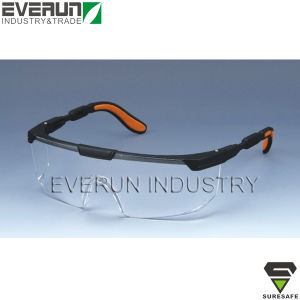 Working Glasses Safety Glasses with Soft Adjustable Legs pictures & photos
