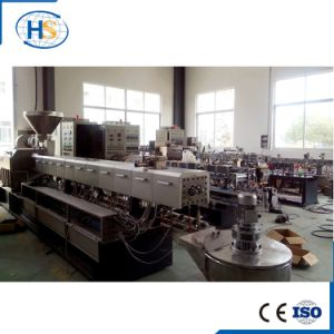 Tse-65 PE Masterbatch Pelletizing Line for Color Masterbatch pictures & photos