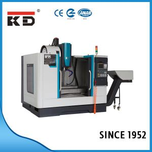 High Precision Vertical Machining Center Kdvm800L pictures & photos