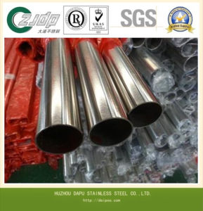 Stainless Steel Welding Pipe ASTM 304L, 316, 316L, 317L, 321, pictures & photos