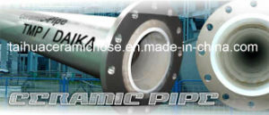 High Corrosion Resistant Ceramic Pipe pictures & photos
