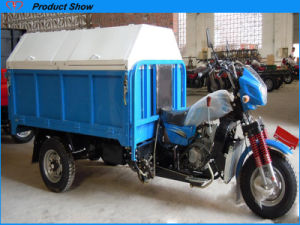 New Clean & Sanitary Cargo Tricycle pictures & photos