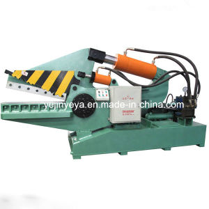Scrap Steel Plate Shearing Machine pictures & photos