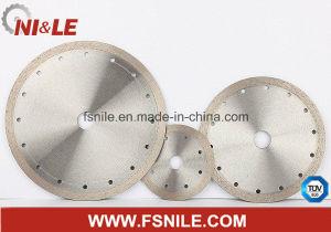 Diamond Tool Continuous Rim Cutting Wheel for Ceramic Tile (300mm)