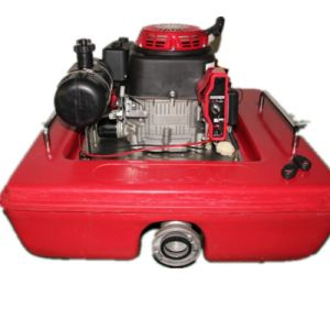 15HP Floating Pump Vertical Centrifugal Pump with Chinese Brand Gasoline Engine pictures & photos