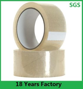 Without Noisy BOPP Adhesive Tape (Normal Tear, Shrink) pictures & photos