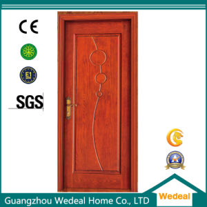High Quality Wooden Door with Frame/Skeleton pictures & photos