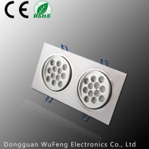 24W LED Spot Light for Cabinet (WF-DL270135-24W) pictures & photos