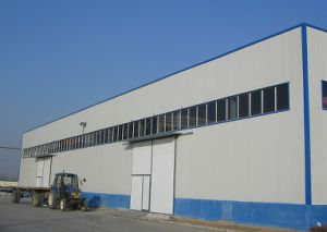 Andy Light Steel Structure Frame Factory pictures & photos