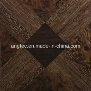 AC3 HDF High Quality Water Resistant Parquet Laminate Wood Floor pictures & photos