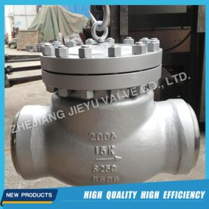 1500lb Cast Steel Bc Flanged Swing Check Valve/Non-Return Valve pictures & photos