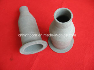 Top Selling Refractory Recrystallized Black Silicon Carbide Ceramic Jet pictures & photos
