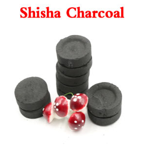 33mm Shisha Charcoal/Hookah Charcoal Environmental Friendly Product pictures & photos