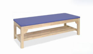 Wooden Material Hospital Medical Examination Table, Clinic Table (XH-H-4) pictures & photos