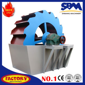 High Capacity China Sand Washer Machine, Screw Sand Washer pictures & photos