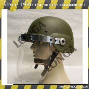 Police High Anti-Impact Riot Helmet