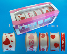 2013 New Polyester Printed Ribbon