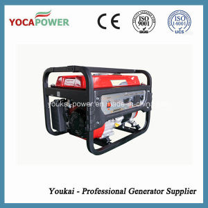3kw Electric Start Portable Gasoline Generator pictures & photos