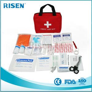 Custom Premium Travel Car First Aid Kit Bag pictures & photos