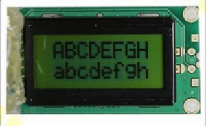 Non Backlight 8X2 LCD Module pictures & photos