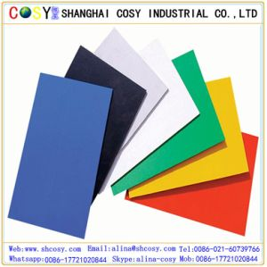 PVC Sheet for Printing /Engrving /Decoration pictures & photos