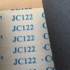 Machine Use Silicon Carbide Middle Soft Abrasive Cloth Jc122 180# pictures & photos