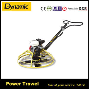 5 Blades Power Trowel (QJM-1000) Machine pictures & photos