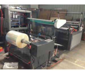 Economic Type Plastic Film Sheets Cutting Machine pictures & photos