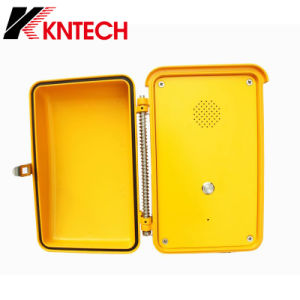 Kntech Knsp-04 Auto-Dail Handfree Waterproof Telephone pictures & photos