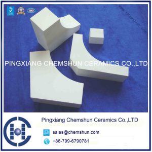 Pre-Engineering Customized Alumina Ceramic Corner Tile Liner pictures & photos