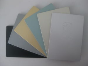 Decorative Anti-Static Aluminum Composite Panel pictures & photos