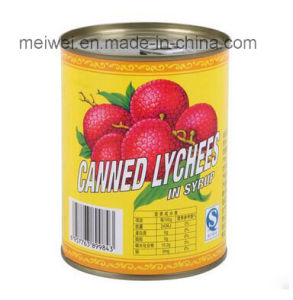 Canned Lychees in Light Syrup pictures & photos