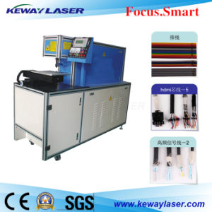 High Speed Flat Cables/Wire Stripping System/Laser Stripping Machine pictures & photos