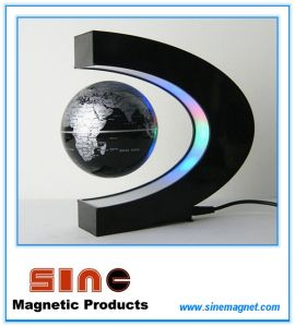Magnetic Levitated Earth Globe Display for Gift pictures & photos